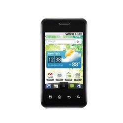 Usuñ simlocka kodem z telefonu LG Optimus Chic