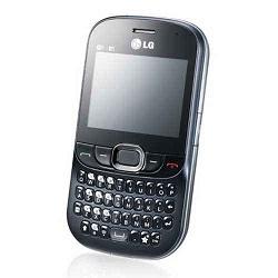 Usuñ simlocka kodem z telefonu LG C375 Cookie Tweet