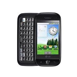 Usuñ simlocka kodem z telefonu LG Andro