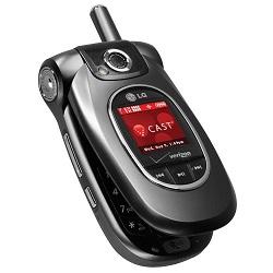 Usuñ simlocka kodem z telefonu LG VX8300