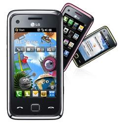 Usuñ simlocka kodem z telefonu LG GM730