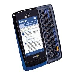 Usuñ simlocka kodem z telefonu LG LN510 Rumor Touch