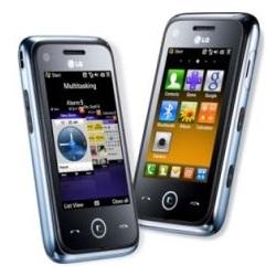 Usuñ simlocka kodem z telefonu LG GM735 Eigen