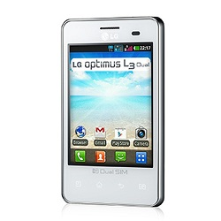 Usuñ simlocka kodem z telefonu LG Optimus E405
