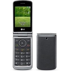 Usuñ simlocka kodem z telefonu LG G350
