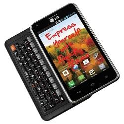 Usuñ simlocka kodem z telefonu LG Mach LS860