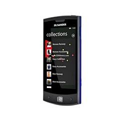 Usuñ simlocka kodem z telefonu LG Jil Sander Mobile