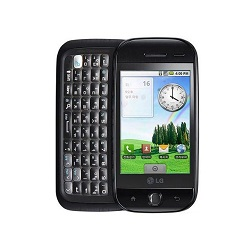 Usuñ simlocka kodem z telefonu LG KH5200 Andro