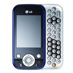 Usuñ simlocka kodem z telefonu LG KS365