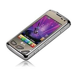 Usuñ simlocka kodem z telefonu LG VX8575 Chocolate Touch