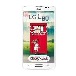 Usuñ simlocka kodem z telefonu LG L80 Dual