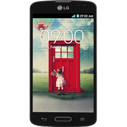 Usuñ simlocka kodem z telefonu LG F70