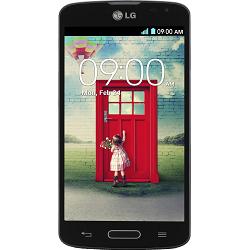 Usuñ simlocka kodem z telefonu LG F70 D315