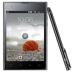 Usuñ simlocka kodem z telefonu LG Optimus Vu