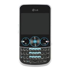 Usuñ simlocka kodem z telefonu LG GW300 Viewty