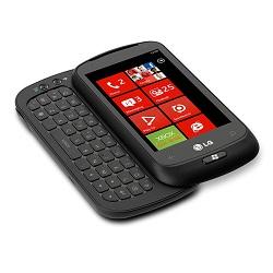 Usuñ simlocka kodem z telefonu LG C900 Optimus 7Q