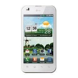 Usuñ simlocka kodem z telefonu LG Optimus White
