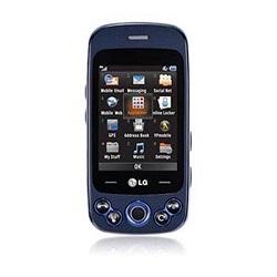 Usuñ simlocka kodem z telefonu LG GW370 Rumour Plus