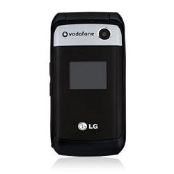 Usuñ simlocka kodem z telefonu LG KP230