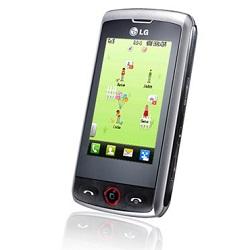 Usuñ simlocka kodem z telefonu LG GW520