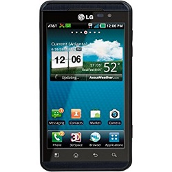 Usuñ simlocka kodem z telefonu LG Thrill