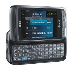 Usuñ simlocka kodem z telefonu LG Vu Plus