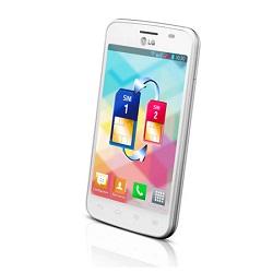 Usuñ simlocka kodem z telefonu LG Optimus L4 II Dual