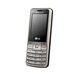 Usuñ simlocka kodem z telefonu LG A155