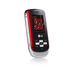 Usuñ simlocka kodem z telefonu LG KP265d