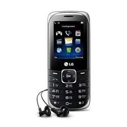 Usuñ simlocka kodem z telefonu LG A160