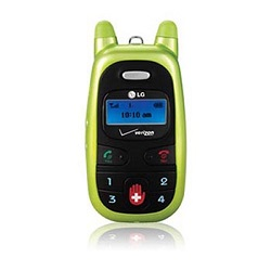 Usuñ simlocka kodem z telefonu LG VX1000