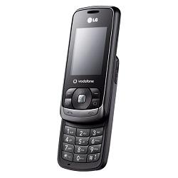 Usuñ simlocka kodem z telefonu LG KP270