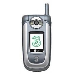Usuñ simlocka kodem z telefonu LG U8380