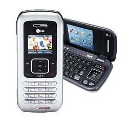 Usuñ simlocka kodem z telefonu LG enV