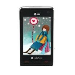 Usuñ simlocka kodem z telefonu LG KE998