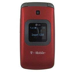 Usuñ simlocka kodem z telefonu LG GS170