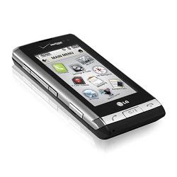 Usuñ simlocka kodem z telefonu LG VX9700