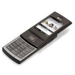 Usuñ simlocka kodem z telefonu LG GD550 Pure