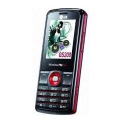 Usuñ simlocka kodem z telefonu LG GS200