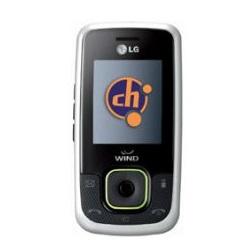 Usuñ simlocka kodem z telefonu LG KP293i