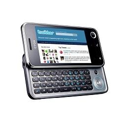 Usuñ simlocka kodem z telefonu LG LU2300
