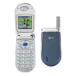 Usuñ simlocka kodem z telefonu LG VX3200