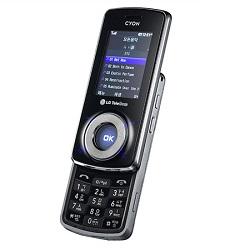 Usuñ simlocka kodem z telefonu LG KM710