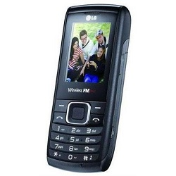 Usuñ simlocka kodem z telefonu LG GS205