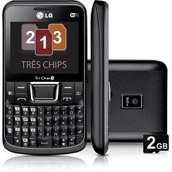 Usuñ simlocka kodem z telefonu LG Tri Chip C333