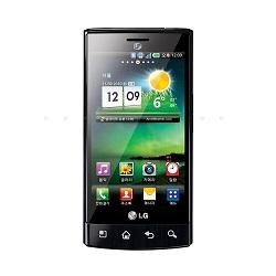 Usuñ simlocka kodem z telefonu LG LU3000