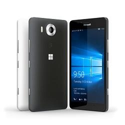 Usuñ simlocka kodem z telefonu Microsoft Lumia 950 XL Dual Sim