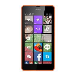 Usuñ simlocka kodem z telefonu Microsoft 540 Dual SIM