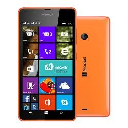Usuñ simlocka kodem z telefonu Microsoft Lumia 540 Dual SIM
