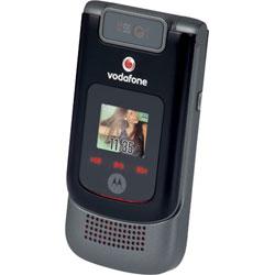 Usuñ simlocka kodem z telefonu Motorola V1100